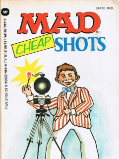 Go to Mad Cheap Shots • USA • 1st Edition - New York