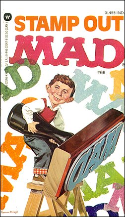 Stamp Out Mad #66 • USA • 1st Edition - New York
