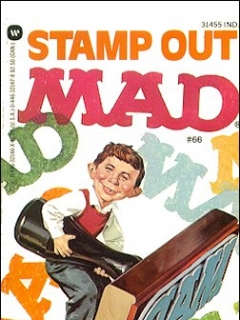 Go to Stamp Out Mad #66 • USA • 1st Edition - New York