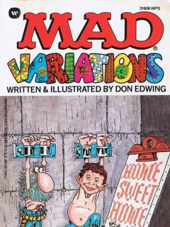 Go to Mad Variations • USA • 1st Edition - New York