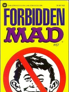 Go to Forbidden Mad #67 • USA • 1st Edition - New York
