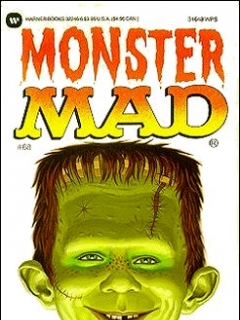 Go to Monster Mad #68 • USA • 1st Edition - New York