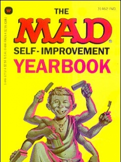 Go to The Mad Self-Improvement Yearbook • USA • 1st Edition - New York