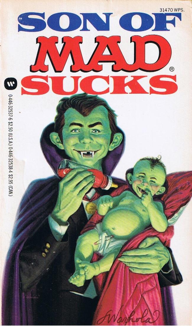 Son of Mad Sucks #70 • USA • 1st Edition - New York