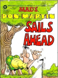 Go to Don Martin Sails Ahead • USA • 1st Edition - New York