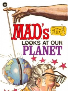Go to Dave Berg looks at Our Planet • USA • 1st Edition - New York