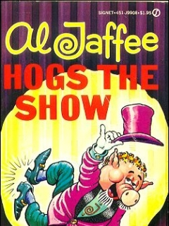 Al Jaffee Hogs The Show • USA