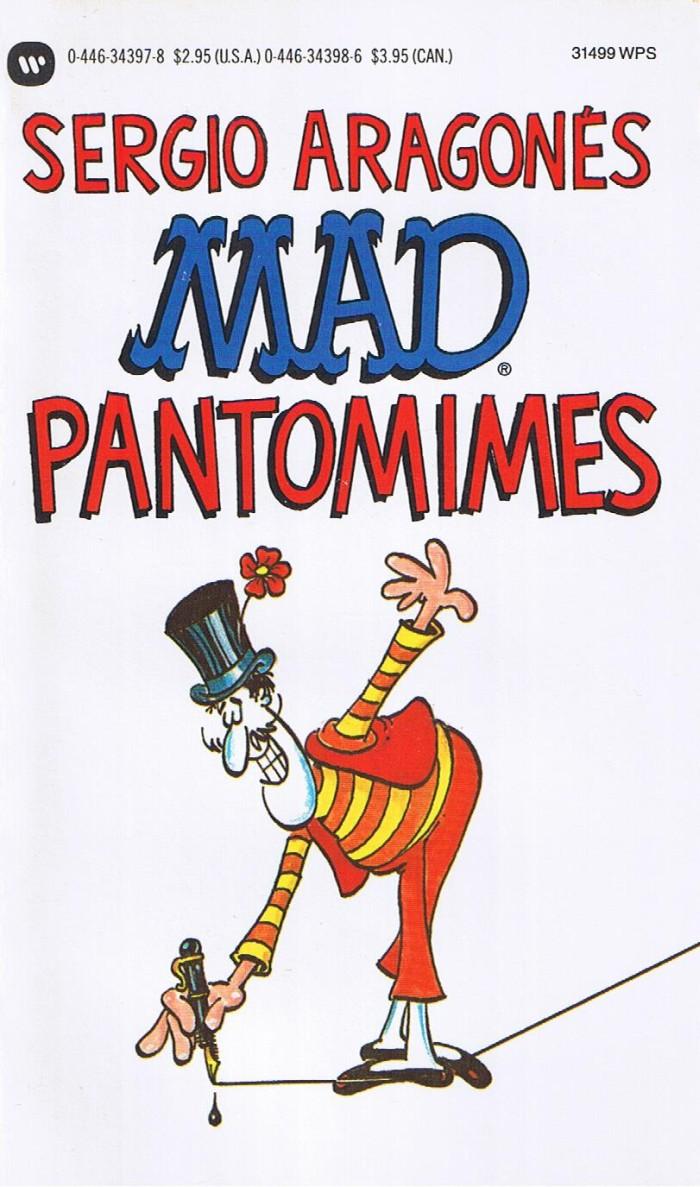 Mad Pantomines • USA • 1st Edition - New York