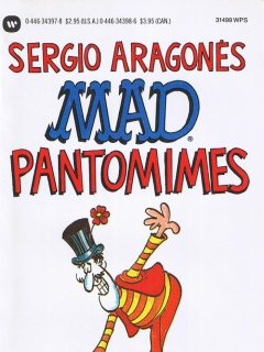 Go to Mad Pantomines • USA • 1st Edition - New York