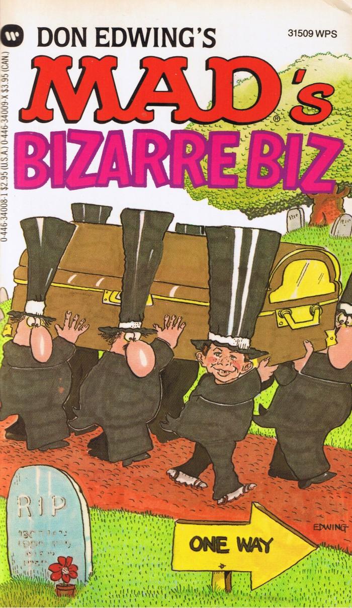 Mad's Bizarre Biz • USA • 1st Edition - New York
