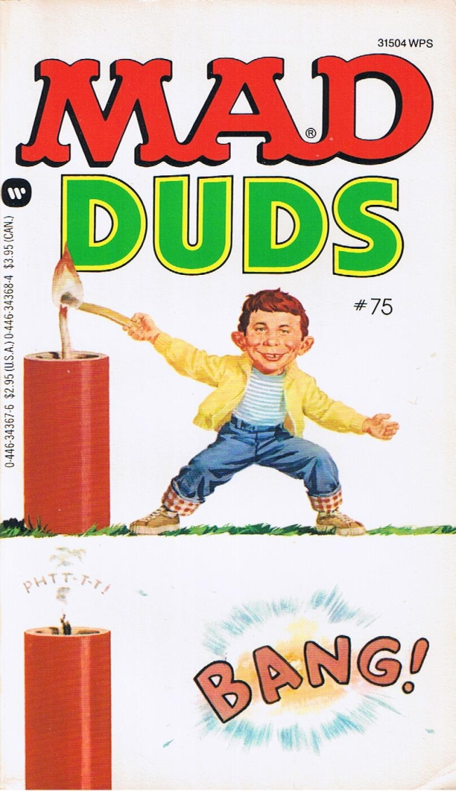 Mad Duds #75 • USA • 1st Edition - New York