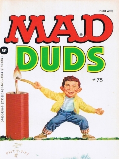 Go to Mad Duds #75 • USA • 1st Edition - New York