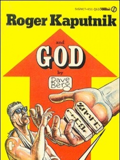 Go to Roger Kaputnik And God • USA • 1st Edition - New York