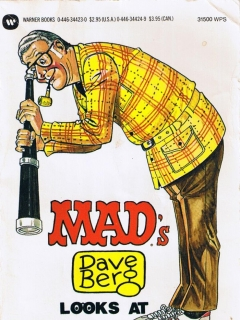 Dave Berg MAD paperbacks • USA • 1st Edition - New York