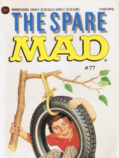 Go to The Spare Mad #77 • USA • 1st Edition - New York