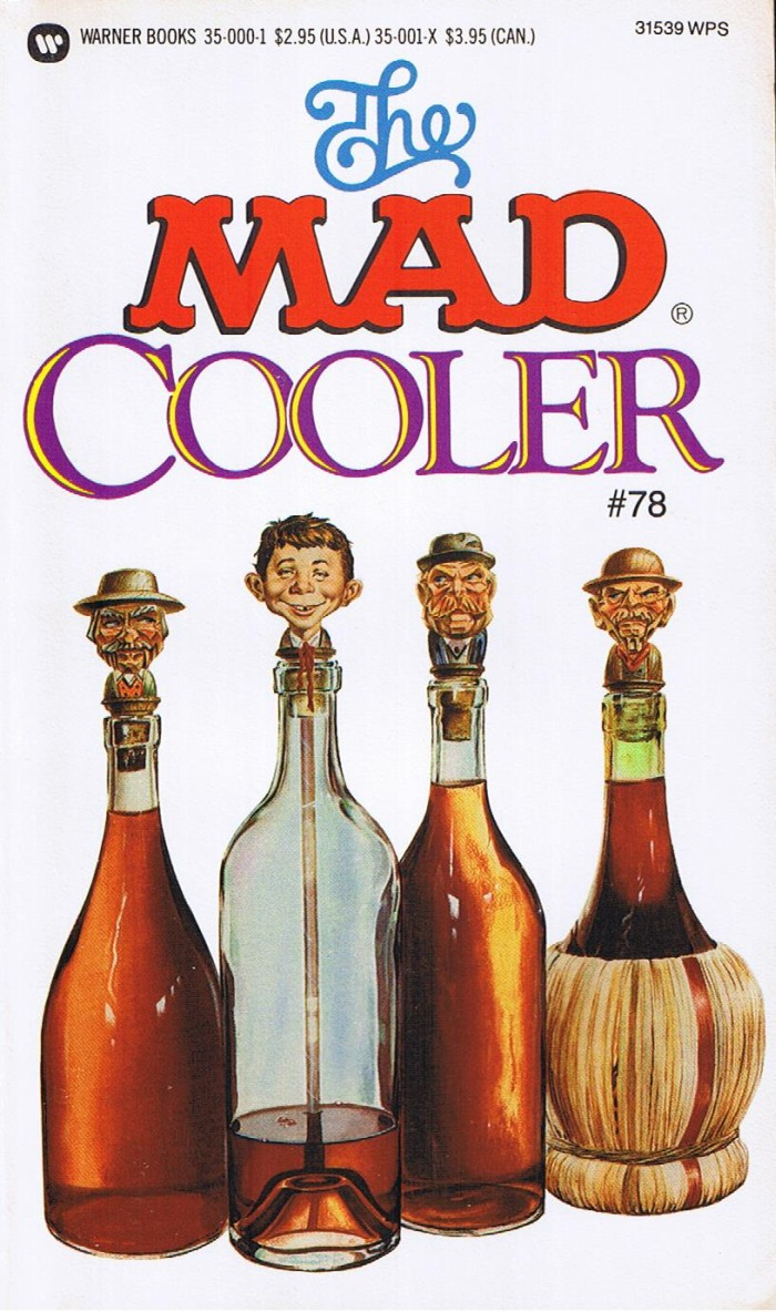 The Mad Cooler #78 • USA • 1st Edition - New York