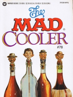 Go to The Mad Cooler #78 • USA • 1st Edition - New York