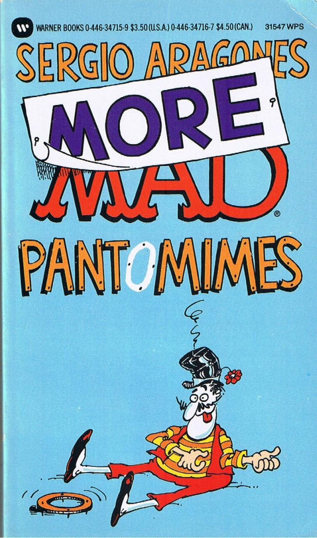 More Mad Pantomines • USA • 1st Edition - New York