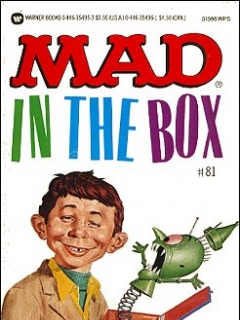 Go to Mad in the Box #81 • USA • 1st Edition - New York