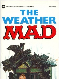 Go to The Weather Mad #83 • USA • 1st Edition - New York