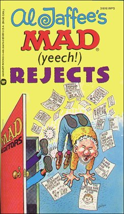 Mad (yeech!) Rejects • USA • 1st Edition - New York
