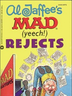 Go to Mad (yeech!) Rejects • USA • 1st Edition - New York