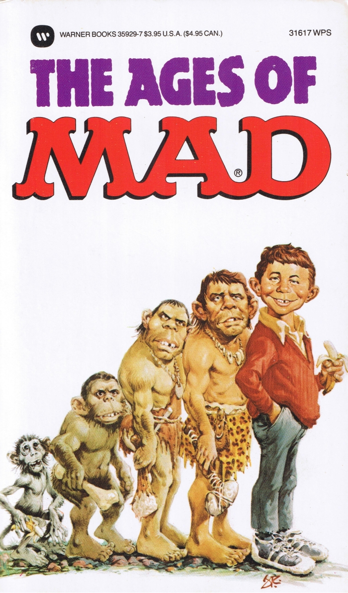 The Ages of Mad #85 • USA • 1st Edition - New York