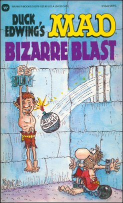 Mad Bizarre Blast • USA • 1st Edition - New York