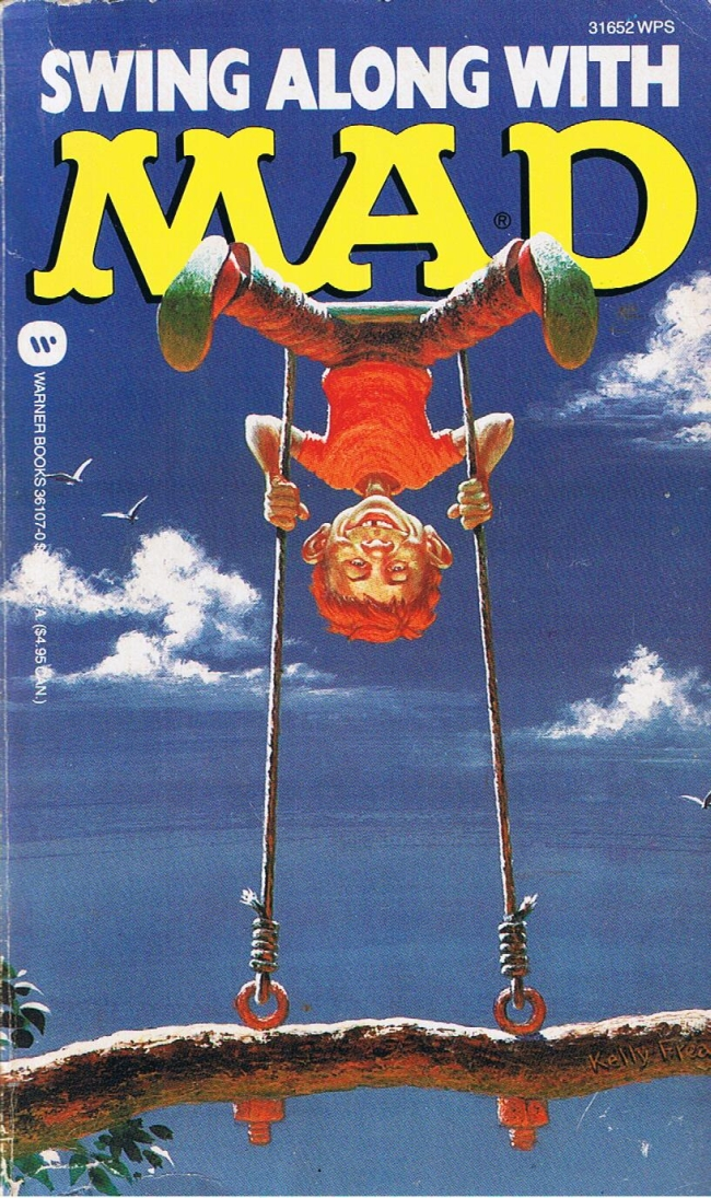 Swing Along With Mad #87 • USA • 1st Edition - New York