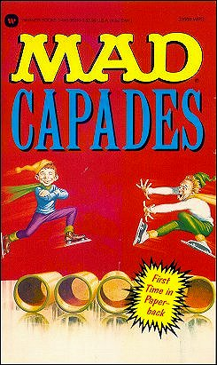 Mad Capades #89 • USA • 1st Edition - New York