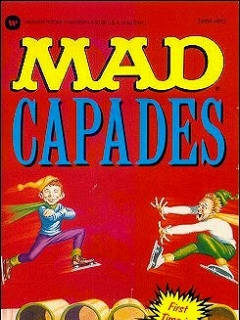 Go to Mad Capades #89 • USA • 1st Edition - New York