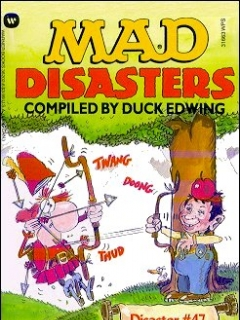 Go to Mad Disasters • USA • 1st Edition - New York