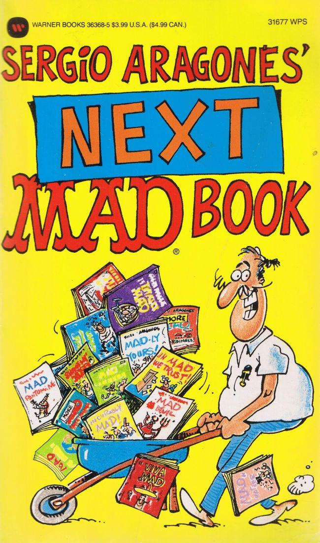 Next Mad Book • USA • 1st Edition - New York
