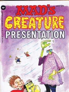 Go to Mads Creature Presentation • USA • 1st Edition - New York