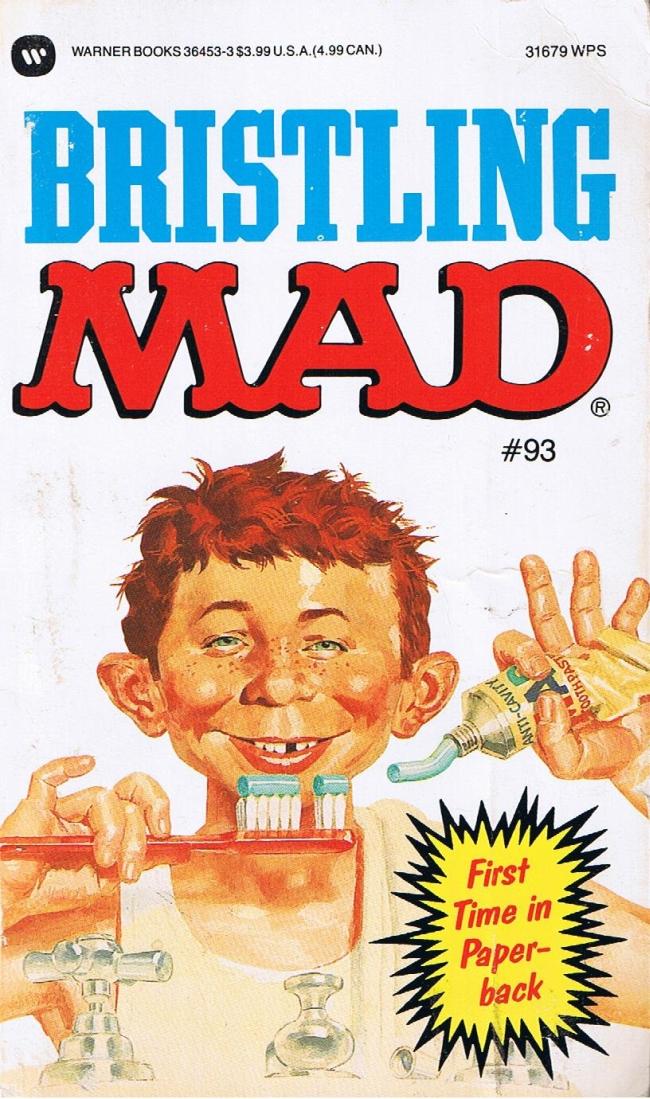 Bristling Mad #93 • USA • 1st Edition - New York