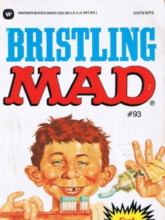 Go to Bristling Mad #93 • USA • 1st Edition - New York