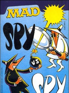 Go to Spy vs Spy, The Updated Files #8