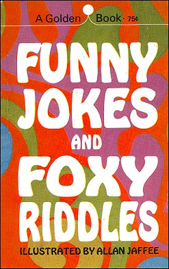 Funny Jokes & Foxy Riddles • USA • 1st Edition - New York