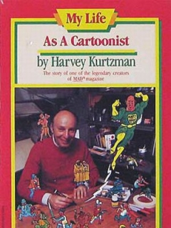 Go to My Life As A Cartoonist • USA • 1st Edition - New York