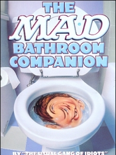 The Mad Bathroom Companion #1 • USA • 1st Edition - New York