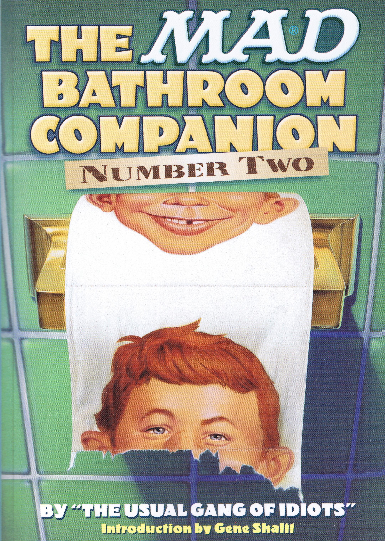 The Mad Bathroom Companion #2 • USA • 1st Edition - New York