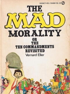 Go to The Mad Morality • USA • 1st Edition - New York
