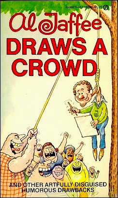 Al Jaffee Draws A Crowd • USA