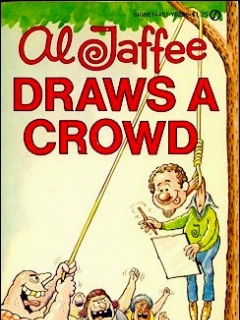 Go to Al Jaffee Draws A Crowd