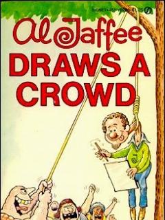 Al Jaffee Draws A Crowd • USA