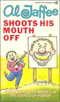 Al Jaffee Shoots His Mouth Off • USA