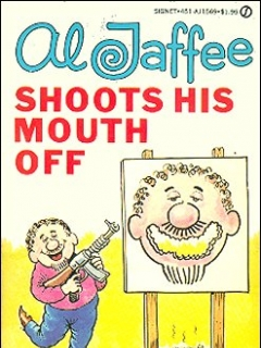 Go to Al Jaffee Shoots His Mouth Off