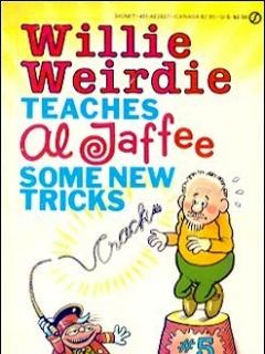 Go to Willie Weirdie Teaches Al Jaffee Some New Tricks • USA