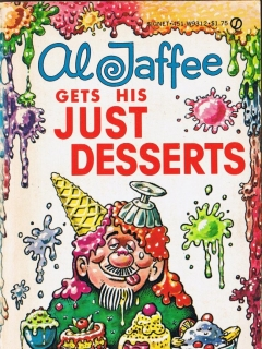 Go to Al Jaffee gets his Just Desserts