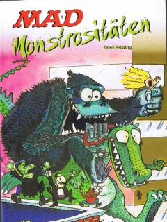 Go to MAD Monstrositäten #3 • Germany • 2nd Edition - Dino/Panini